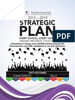 2015-2019 strategic plan book