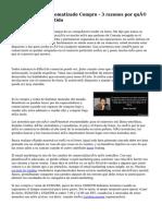 Forex Software automatizado Compro - 3 razones por qué un Robot tiene sentido