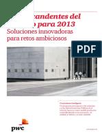 Temas Candentes Turismo 2013
