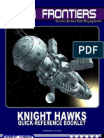 Knight Hawks Quick Reference