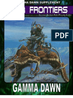 Star Frontiers - Gamma Dawn