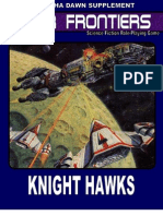 Star Frontiers Knight Hawks