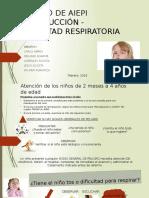 AIEPI Respiratorio