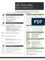 kelly detweiler new resume website