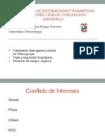 Tratamiento Fase Aguda y Cronica de Chikungunya Dr Rojas RD Agosto 2014