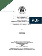 RESUME 1 Ny. S PK DI RSJD Semarang