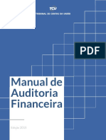 Manual de Auditoria Financeira Ed. 2015
