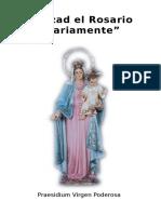 Oraciones Del Rosario