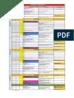 Academic Calendar 2016 Mainstream