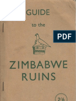 Guide to Zimbabwe Ruins
