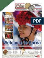 Morning Calm Welcome Guide - IMCOM-Korea