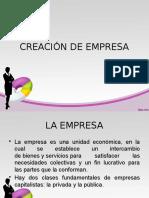 CREACIÓN DE EMPRESA.pptx