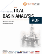 PetroSync - Practical Basin Analysis 2016