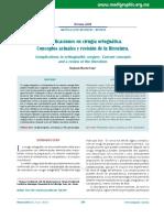 Complicaciones en Cirugia Ortognatica