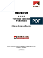 SR24 - Corrosion of Fasteners