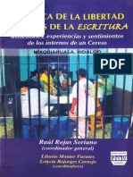 Busca Libertad Escritura Rojas Soriano