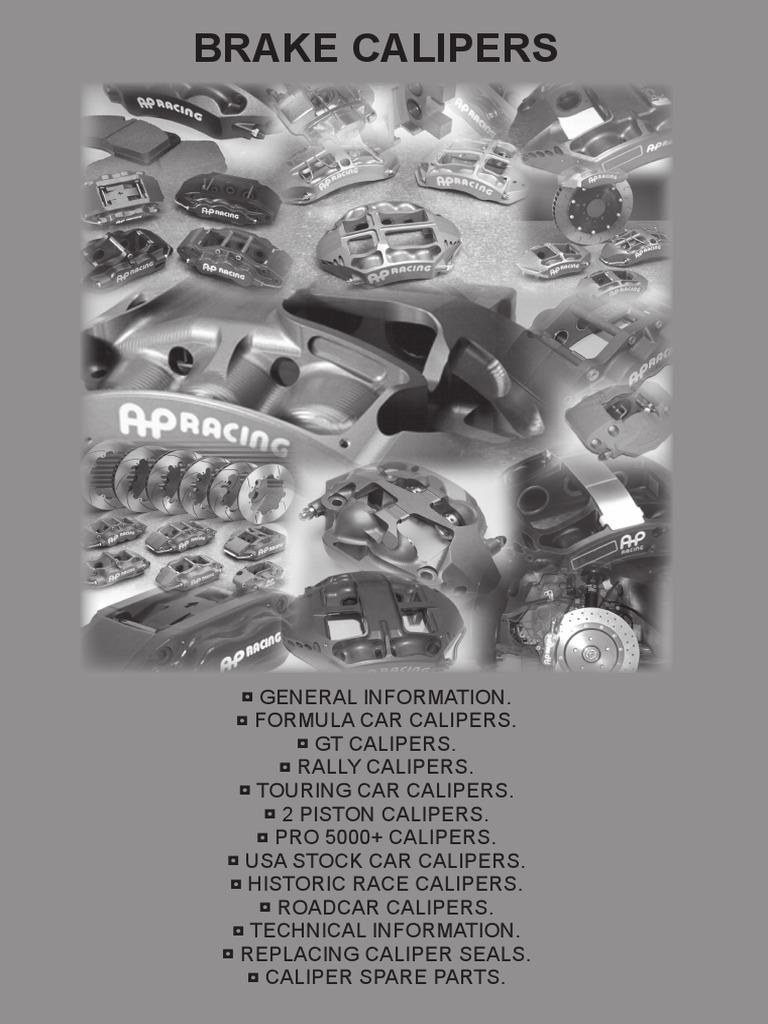 2014 Brake Calipers   Screw   Piston