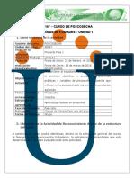 Guia de Actividades Poscosecha - Unidad 1 2016-I Semestre