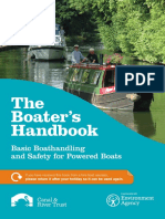 The Boater's Hand Boater