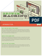 The Definitive Guide to Growth Hacking (QuickSprout)