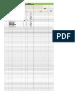 IGearup Attendance Sheet College