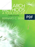 Research Methods a Tool for Life 3rd Edition