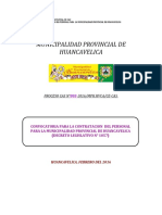 CONVOCATORIA MPH.HVCA-CE-CAS