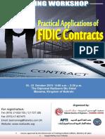 FIDIC Training