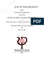 Blavatsky - The Voice of the Silence