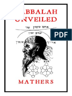 Mathers - Kabbalah Unveiled