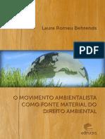 Movimento Ambientalista