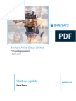 Barclays 2015 Results MARCH 1