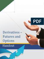 Derivatives - Handout