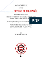 Sellon - Annotations on the Sacred Writings of the Hindus &c