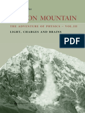 Download Free Motionmountain Volume3 Field Physics Electricity Free 30 Day Trial Scribd PSD Mockup Template