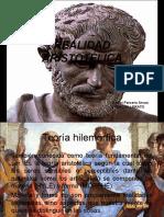 Realidad Aristóteles