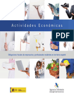 folleto actividades economicas