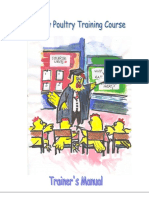Trainers Manual Poultry Course