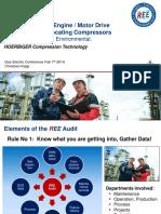 Retrofit of Reciprocating Compressors - Hoerbiger Electric