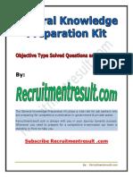 GK preparation kit