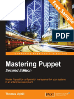 Mastering Puppet - Second Edition - Sample Chapter