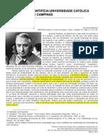 Aspectos da descrição no discurso, segundo Barthes
