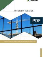 Hunton Bitumen Softboards Broshure WEB