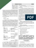 DECRETO SUPREMO N° 226-2015-EF - VACACIONES TRUNCAS CONTRATADOS