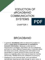 Intro Broadband