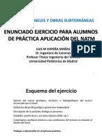 Presentación Ejercicio Alumnos NATM  19 febrero 2016