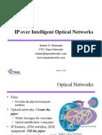 Kumar IP Over Optical