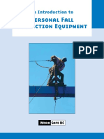 Introduction to Personal Fall Protection