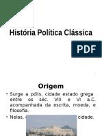 Política Clássica