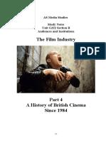 Part 4 - British Film 2